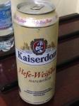 Kaiserdom Hefe Weissbier