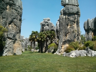 Stone Forest Kunming