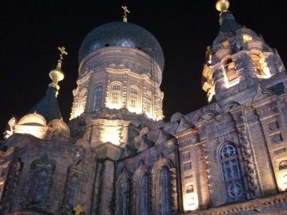 St Sophia's in Harbin