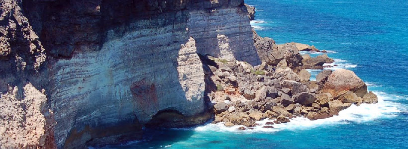 Bunda cliffs