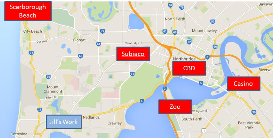 Perth Map1